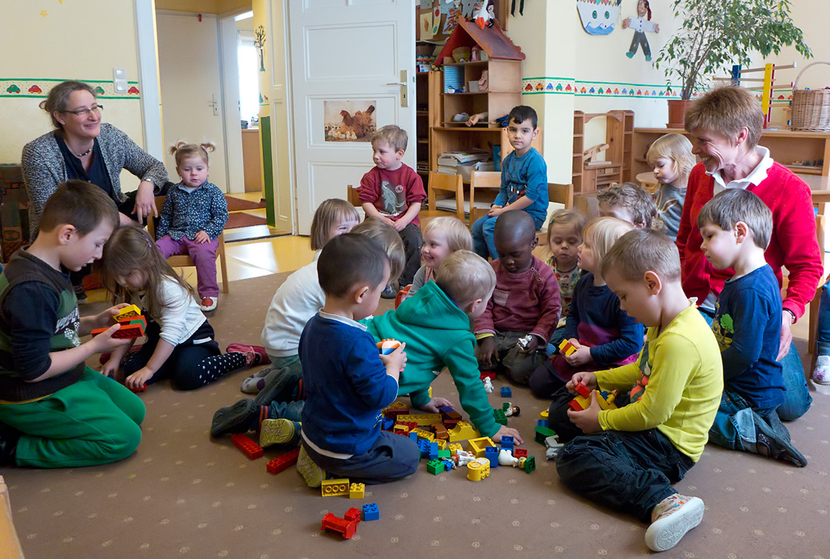 Kinderpark Sozialdienst Germering